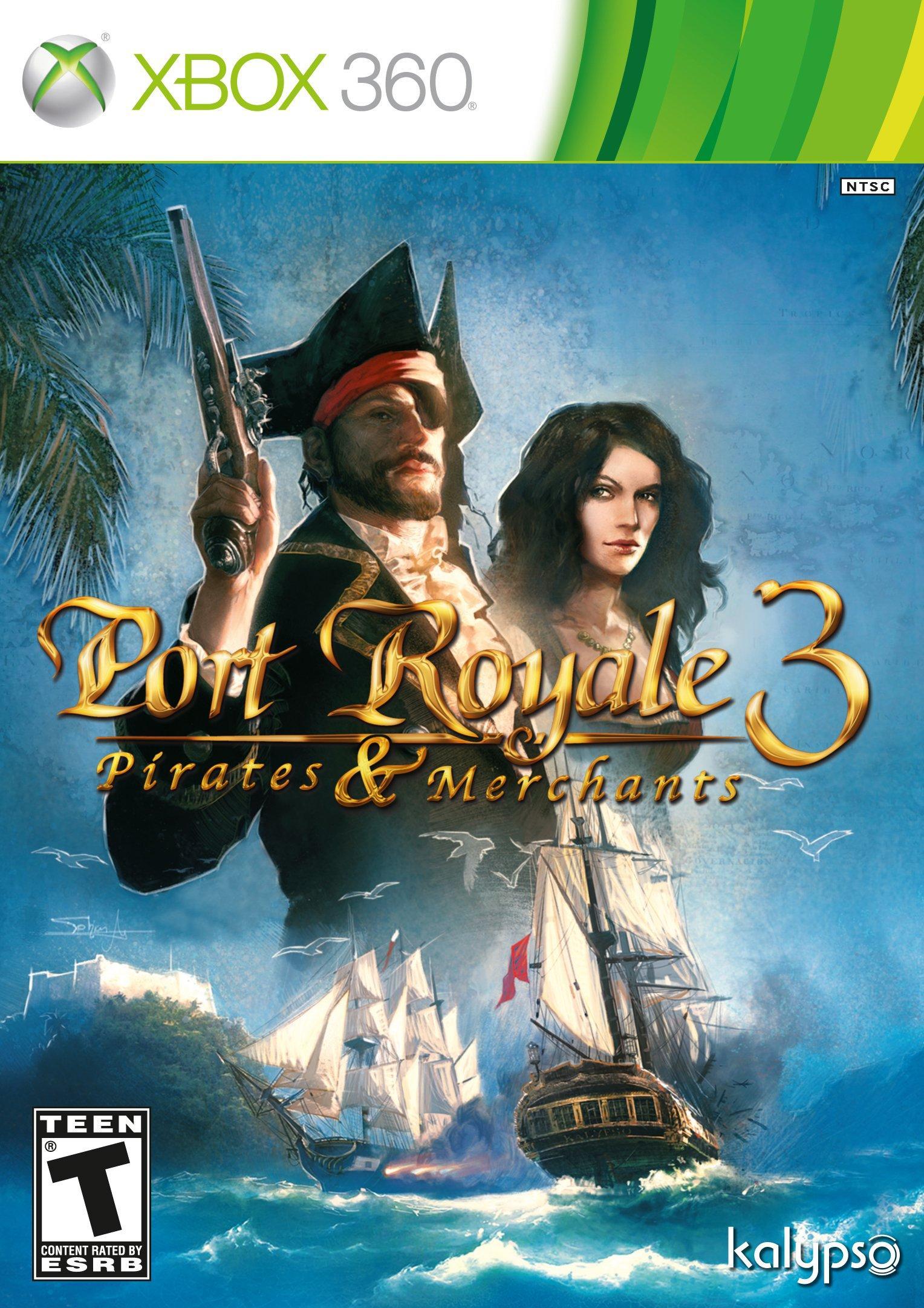 Port Royale 3 Pirates Merchants Xbox 360 Gamestop