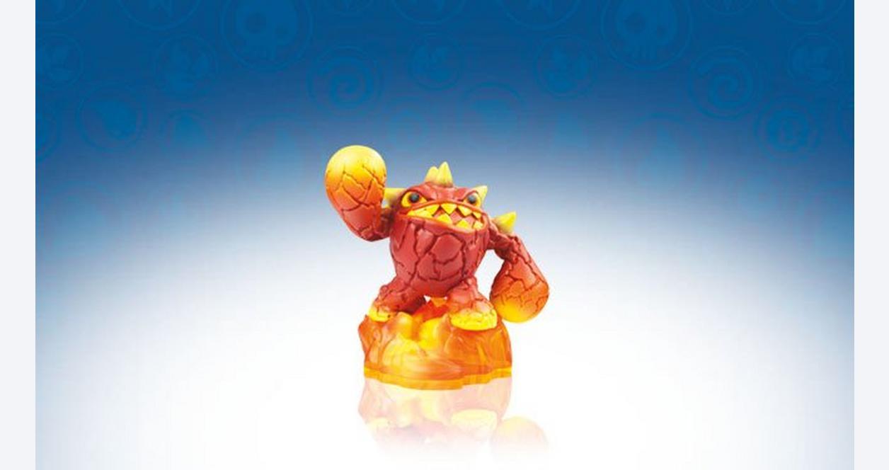 Skylanders Giants Eruptor S2 Individual Character Pack