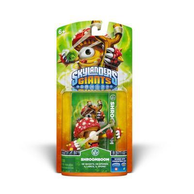 Skylanders Giants Shroomboom Individual Character Pack