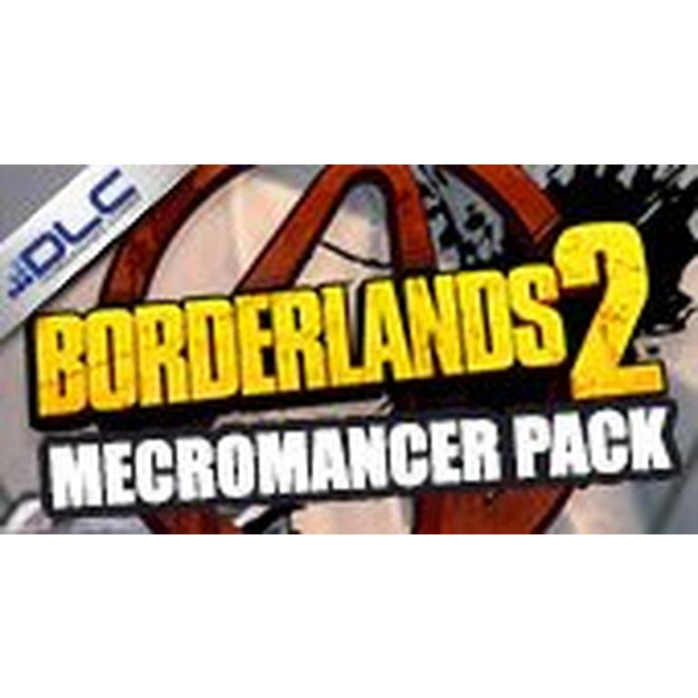 Borderlands 2 - Mechromancer Pack