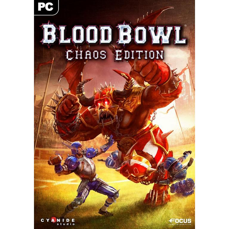 Blood Bowl (R): Chaos Edition(TM)