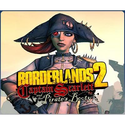 Borderlands 2: Captain Scarlet and her Pirate's Booty