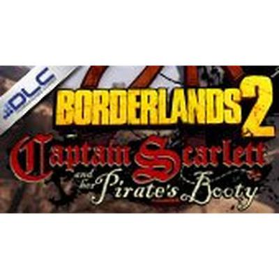 Borderlands 2 - Captain Scarlett and her Pirate's Booty