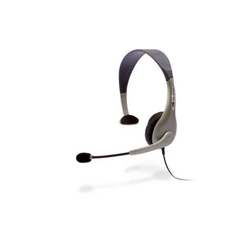 AC-840 USB Mono Headset and Boom Mic