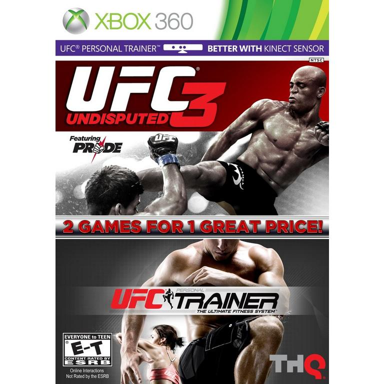 UFC Double Pack - Only at GameStop