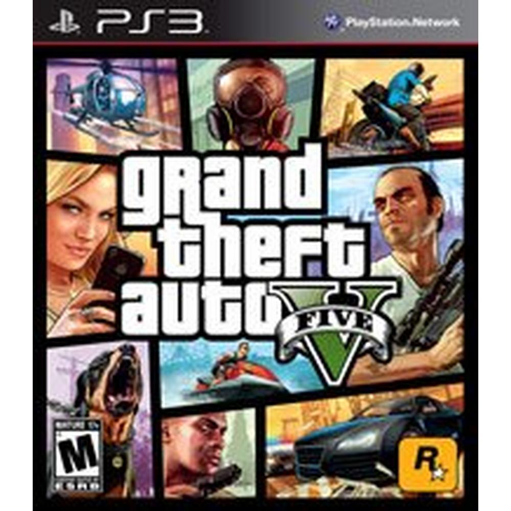 Grand Theft Auto V | PlayStation 3 | GameStop