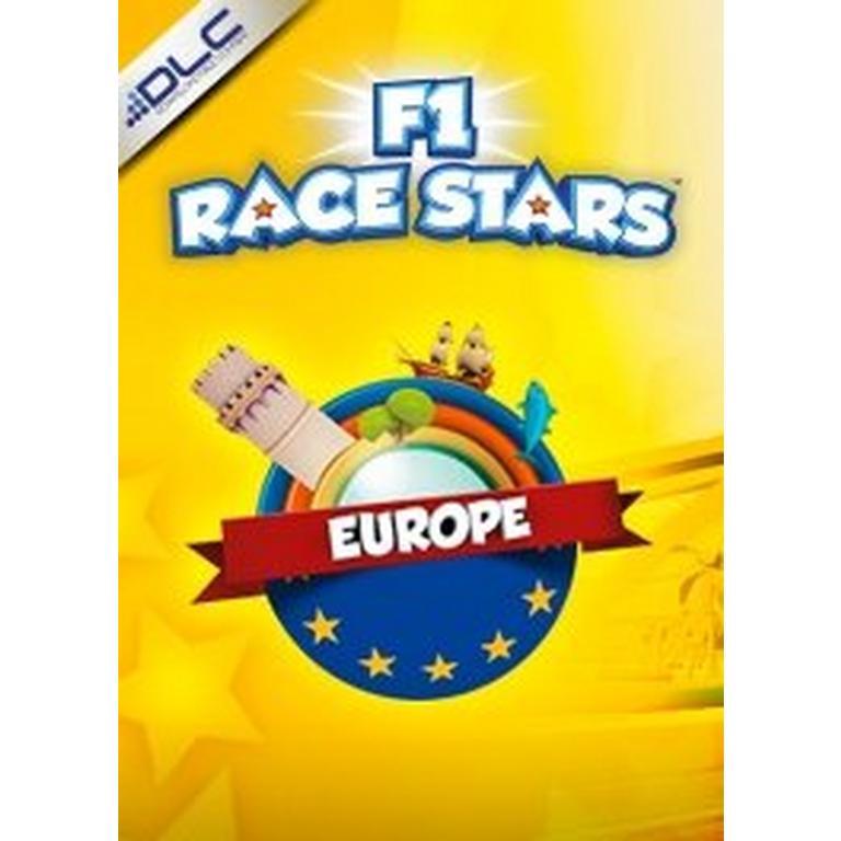 F1 Race Stars Europe Track DLC