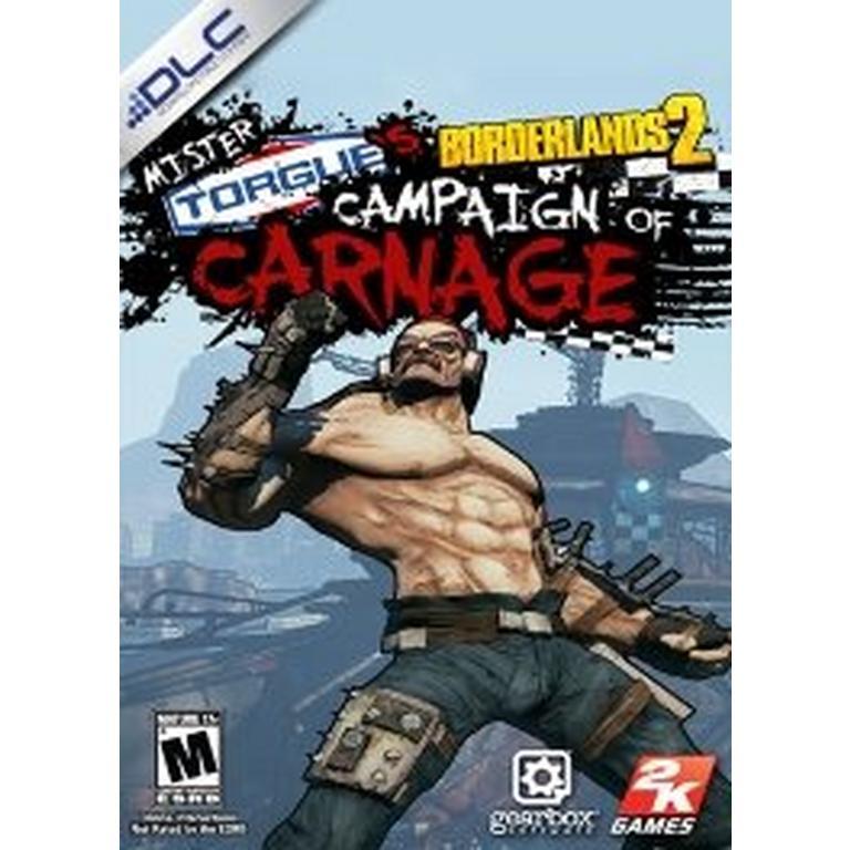 Borderlands 2 Mister Torgue's Campaign of Carnage