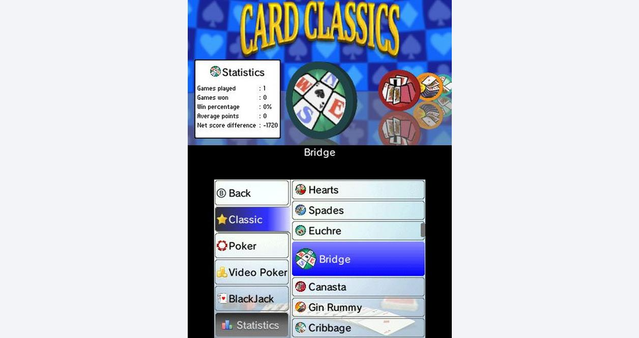 Classic Games Overload Card & Puzzle Edition