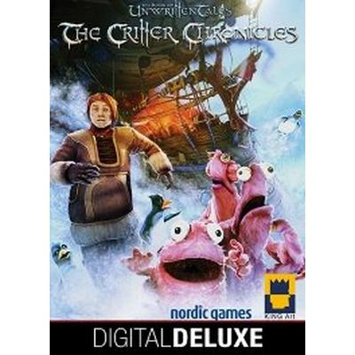 The Book of Unwritten Tales Critter Chronicles Deluxe Edition