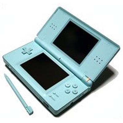 Nintendo DS Lite Ice Blue GameStop Premium Refurbished