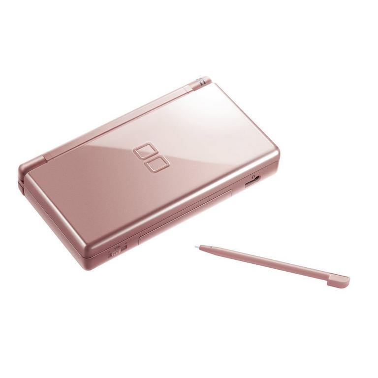 Nintendo DS Lite Pink GameStop Premium Refurbished