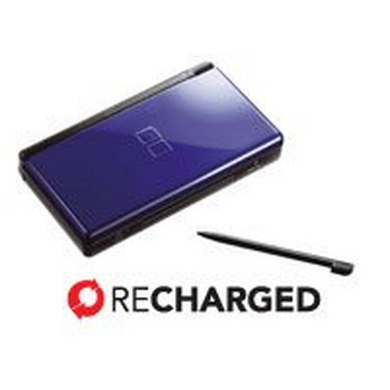 Nintendo DS Lite Blue and Black GameStop Premium Refurbished