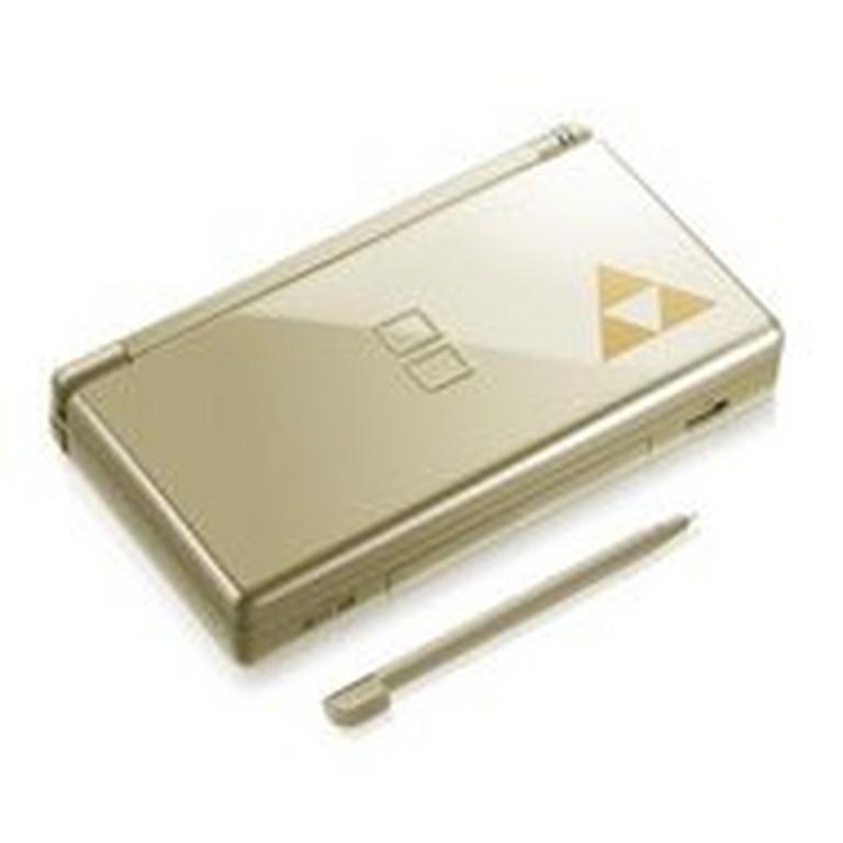 Nintendo DS Lite Gold GameStop Premium Refurbished