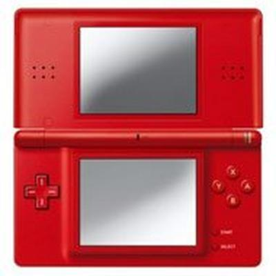 Nintendo DS Lite System - Red (ReCharged Refurbished)