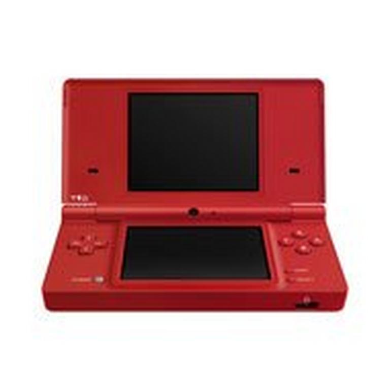 Nintendo DSi Red GameStop Premium Refurbished