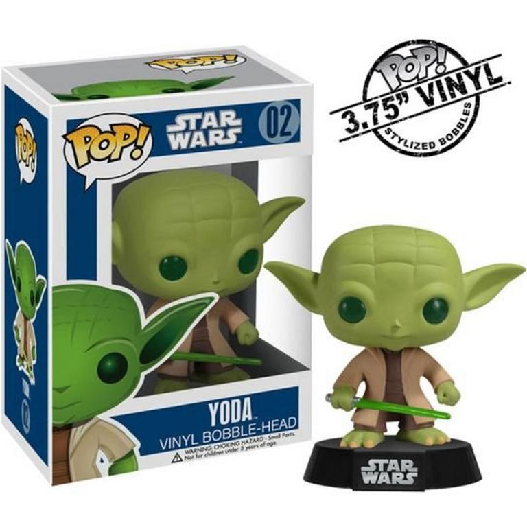 POP! Star Wars: Yoda Vinyl Figure