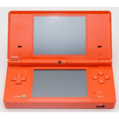Nintendo DSi Orange GameStop Premium Refurbished