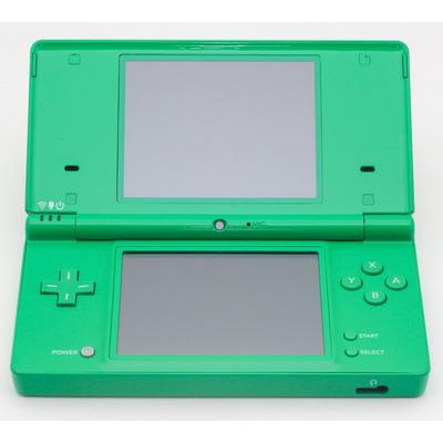 Nintendo DSi Green GameStop Premium Refurbished