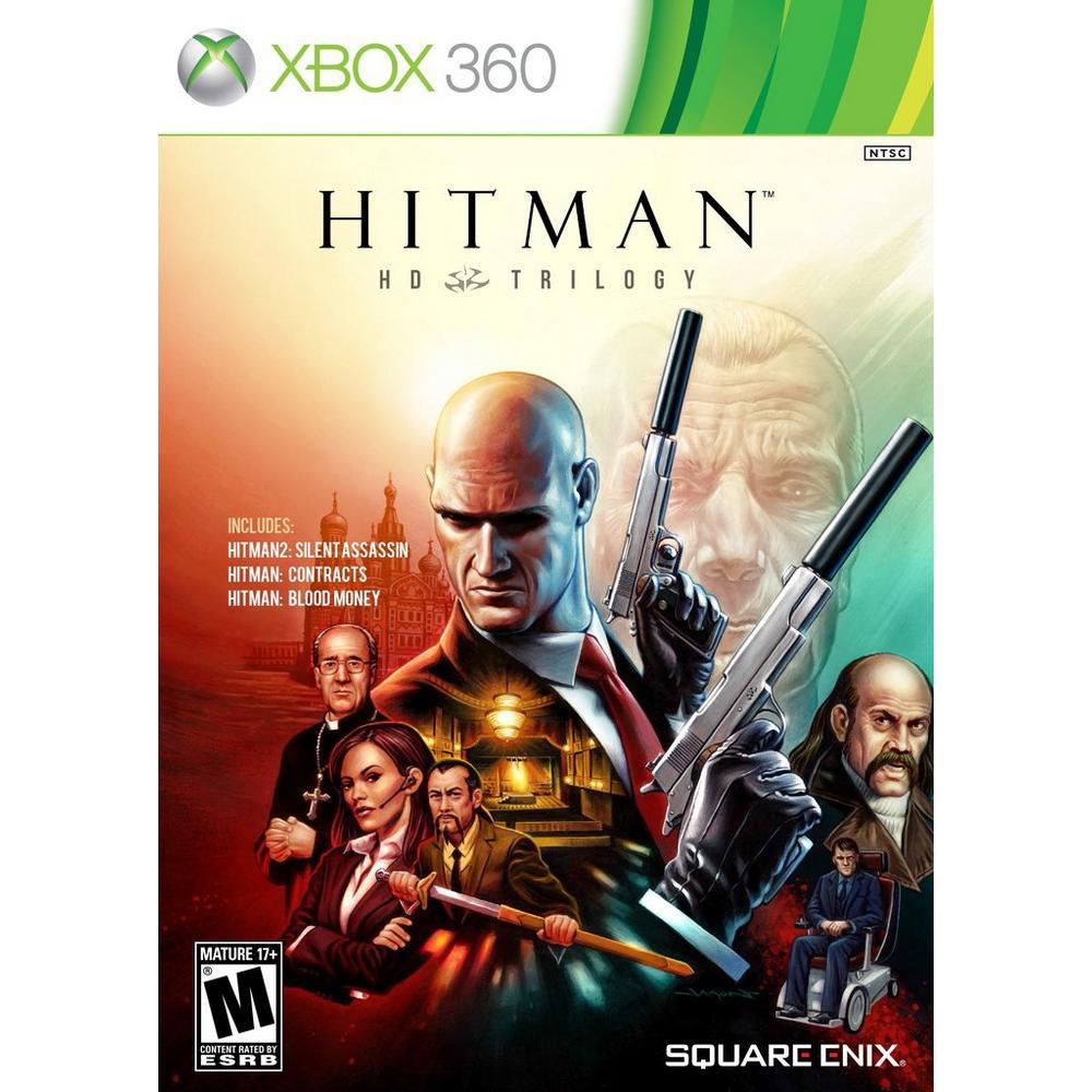 Hitman Trilogy Hd Xbox 360 Gamestop