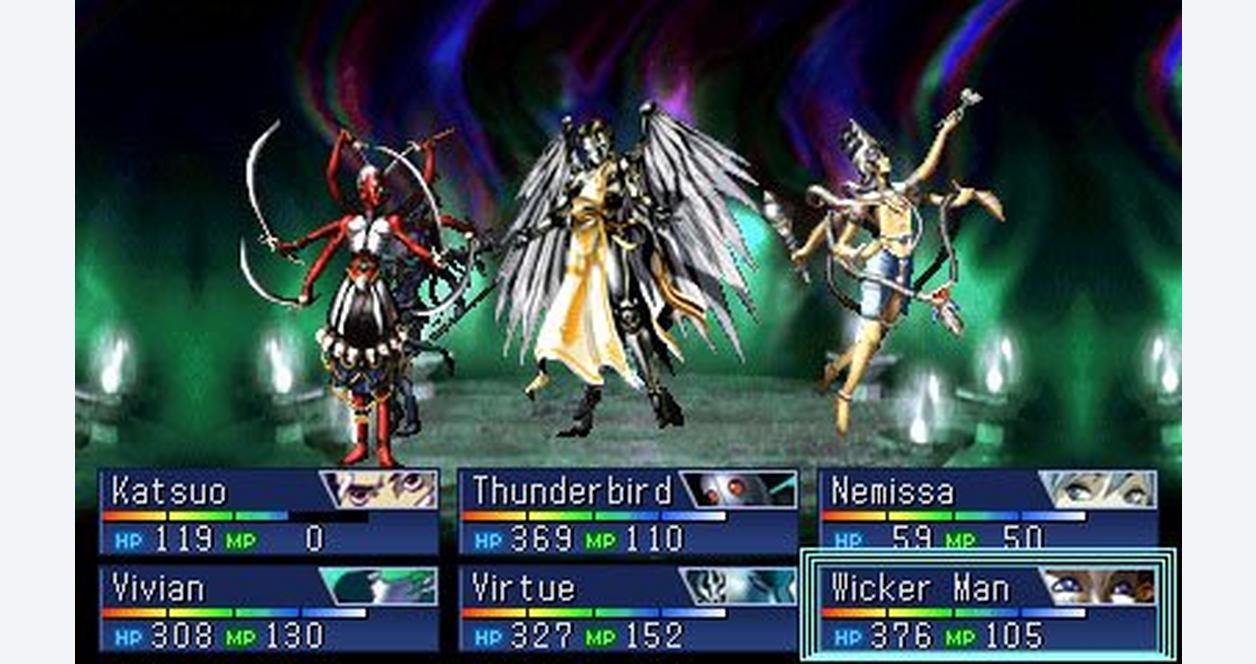 Shin Megami Tensei: Devil Summoner: Soul Hackers