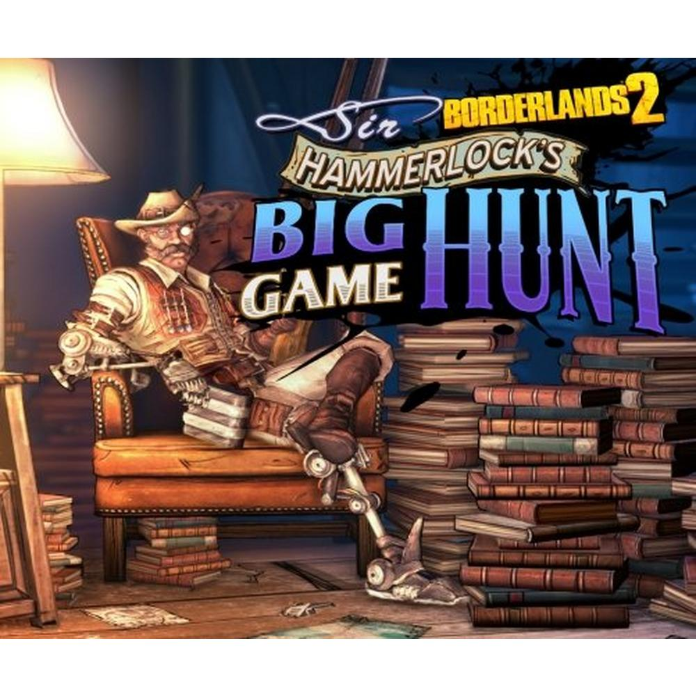 Borderlands 2: Sir Hammerlock's Big Game Hunt | PlayStation 3 | GameStop
