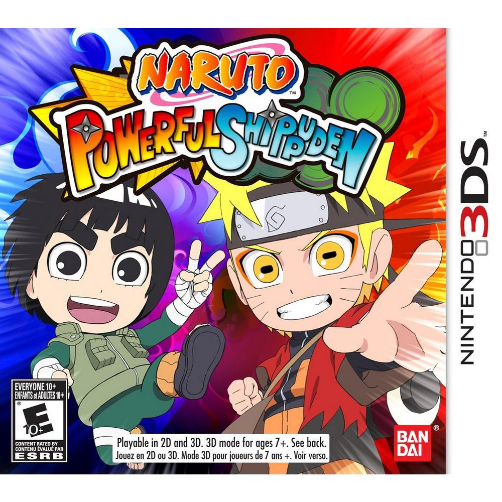 Naruto Powerful Shippuden | Nintendo 3DS | GameStop
