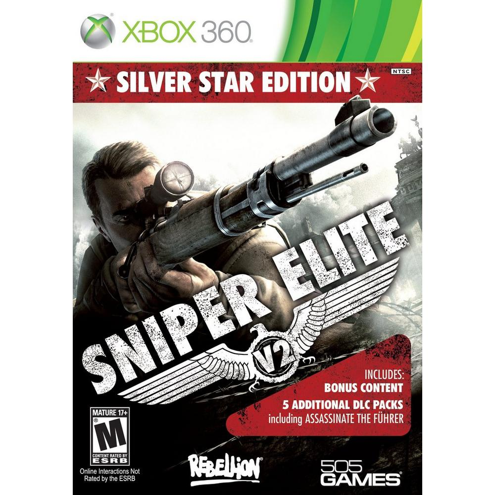 Sniper Elite 2 - Silver Star | Xbox 360 | GameStop
