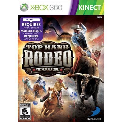 Top Hand Rodeo Tour