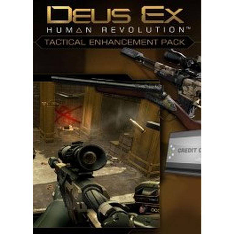 Deus Ex: Human Revolution Tactical Enhancement Pack