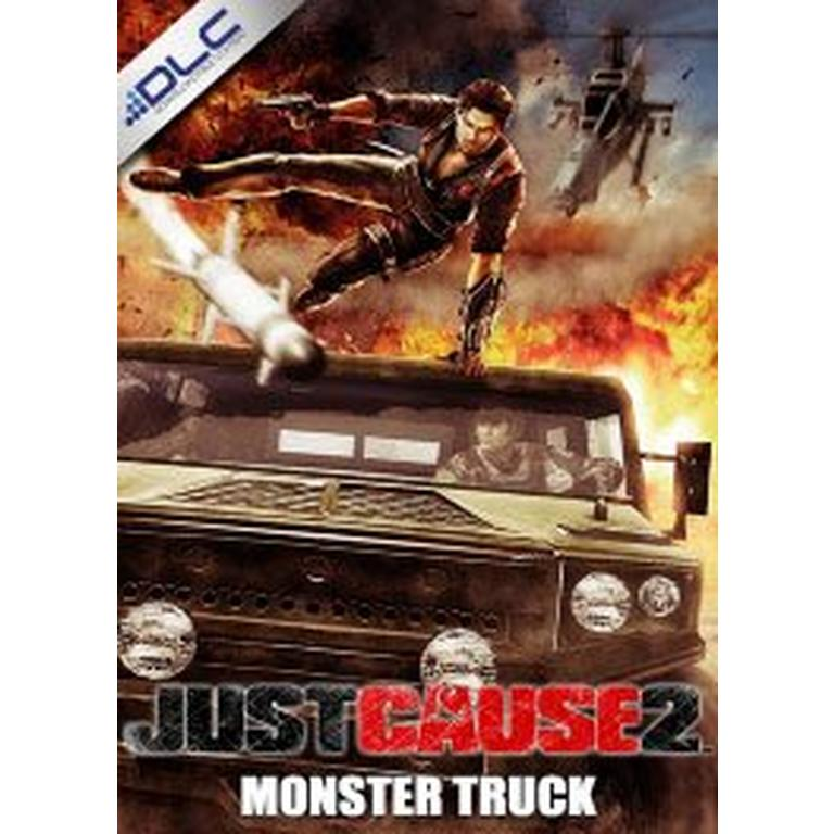 Just Cause 2: Monster Truck