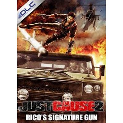 Just Cause 2: Rico's Signature Gun