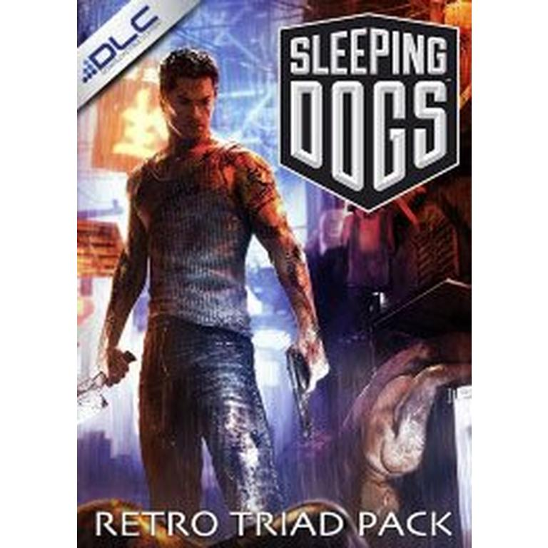 Sleeping Dogs - Retro Triad Pack