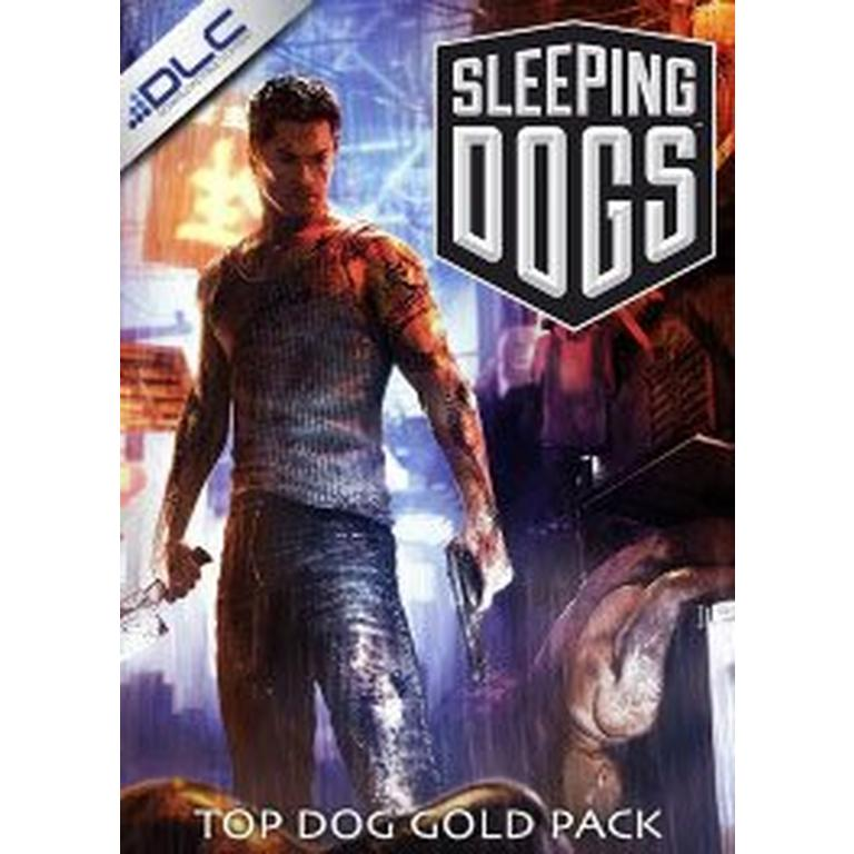 Sleeping Dogs - Top Dog Gold Pack