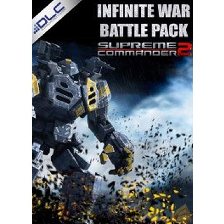 Supreme Commander 2: Infinite War Battle Pack