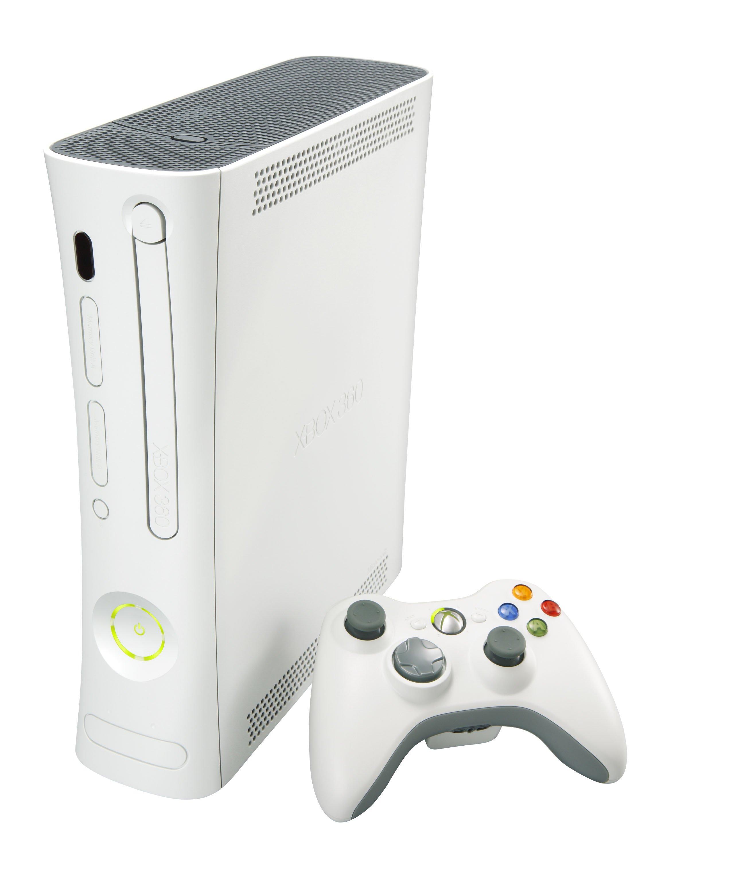 Xbox 360 With Wireless Controller White Xbox 360 Gamestop