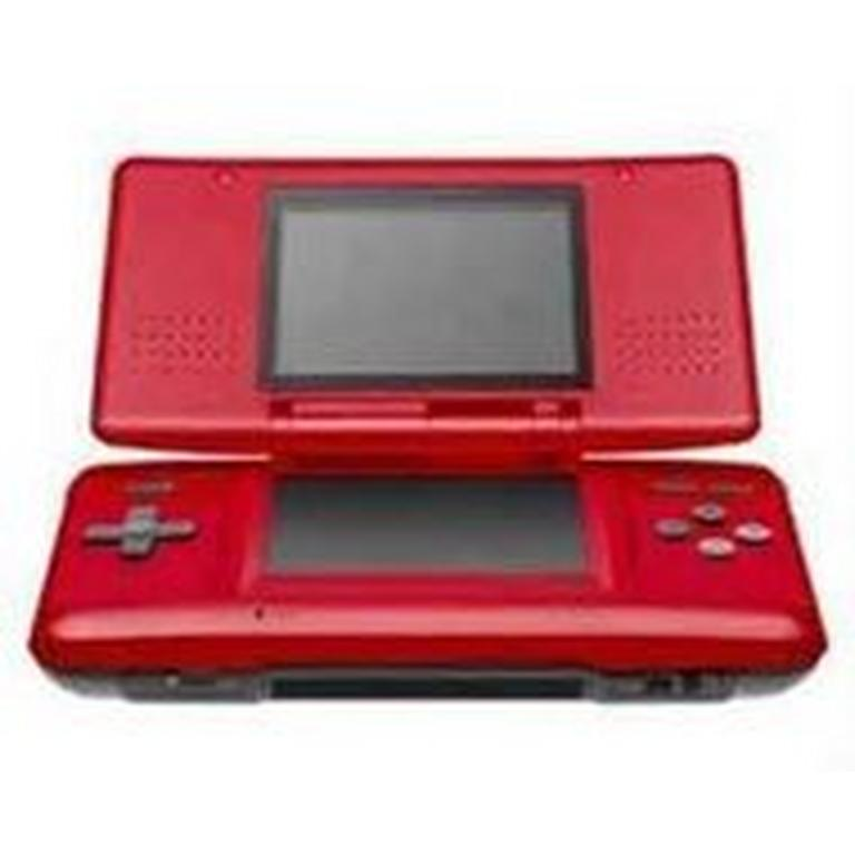 Nintendo DS System - Red (ReCharged Refurbished)