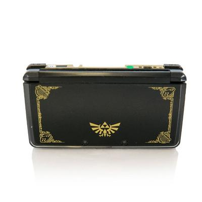 Nintendo 3DS System - Black/Gold Zelda (GameStop Premium Refurbished)
