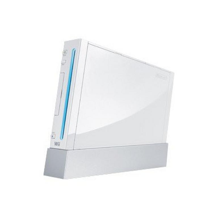 Nintendo Wii with Motion Plus White