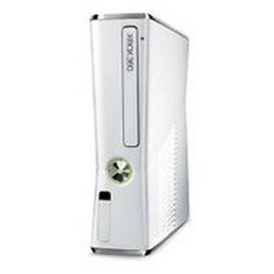 Xbox 360 (S) 4GB System - White (GameStop Premium Refurbished)