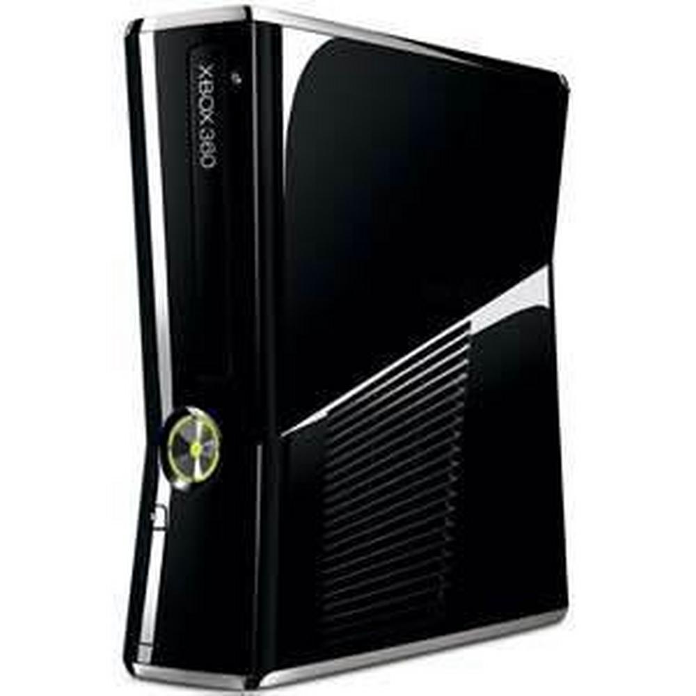 Xbox 360 (S) 250GB System - Black (GameStop Premium Refurbished)   Xbox 360    GameStop