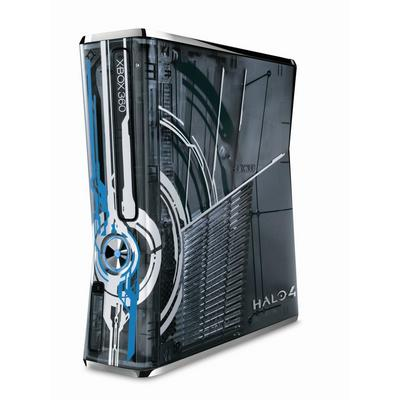 Xbox 360 (S) 320GB System - Halo 4 (GameStop Premium Refurbished)