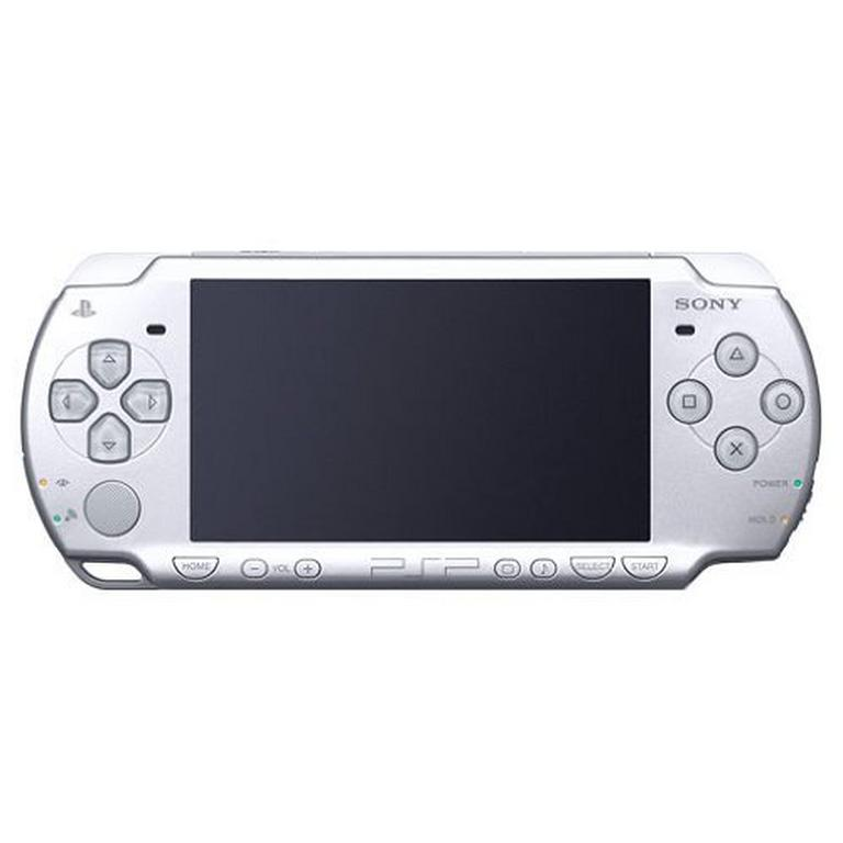 Sony PSP System 2000 - Silver (ReCharged Refurbished)