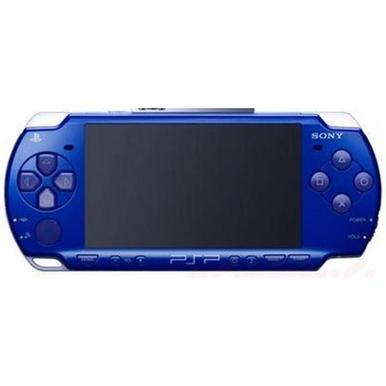 Sony PSP System 2000 - Blue (ReCharged Refurbished)