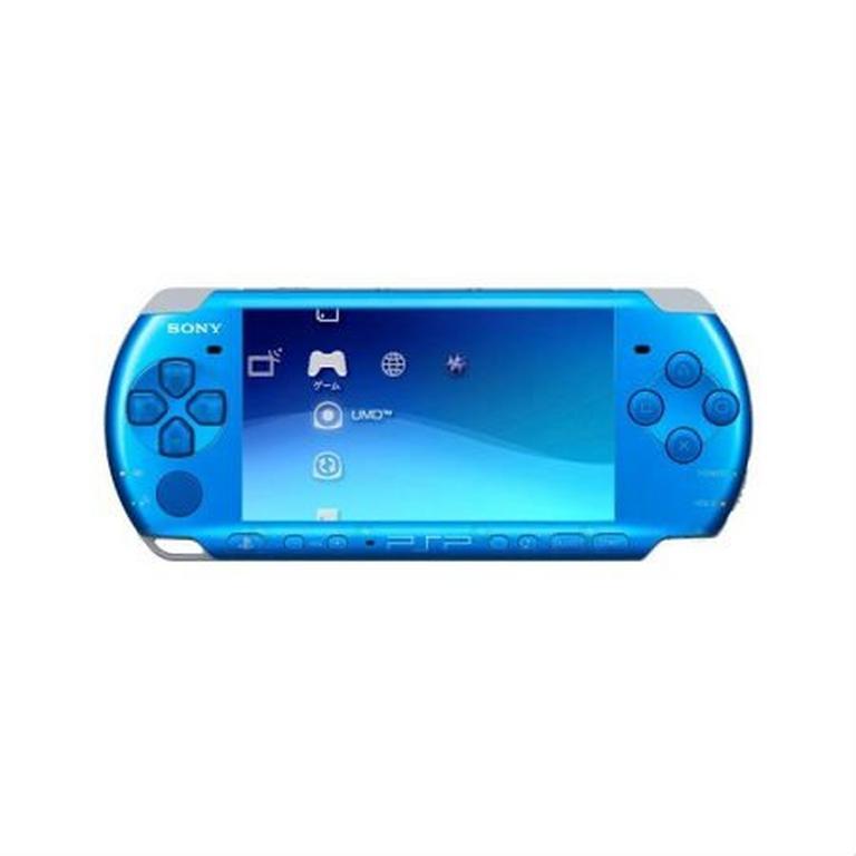 Sony PSP System 3000 - Invizimal Blue (ReCharged Refurbished)
