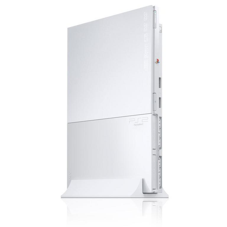 PlayStation 2 Slim White