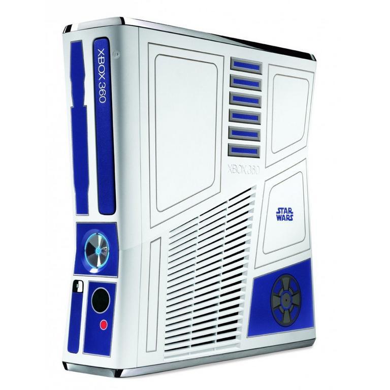 Xbox 360 S Star Wars 320GB GameStop Premium Refurbished
