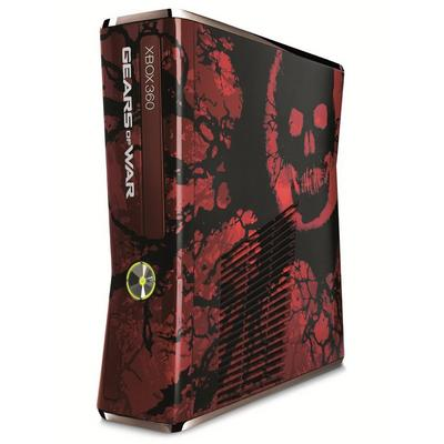 Xbox 360 (S) 320GB System - Gears of War (GameStop Premium Refurbished)