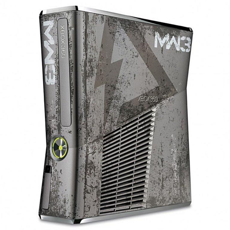 Xbox 360 (S) 320GB System - Modern Warfare 3 (GameStop Premium Refurbished)