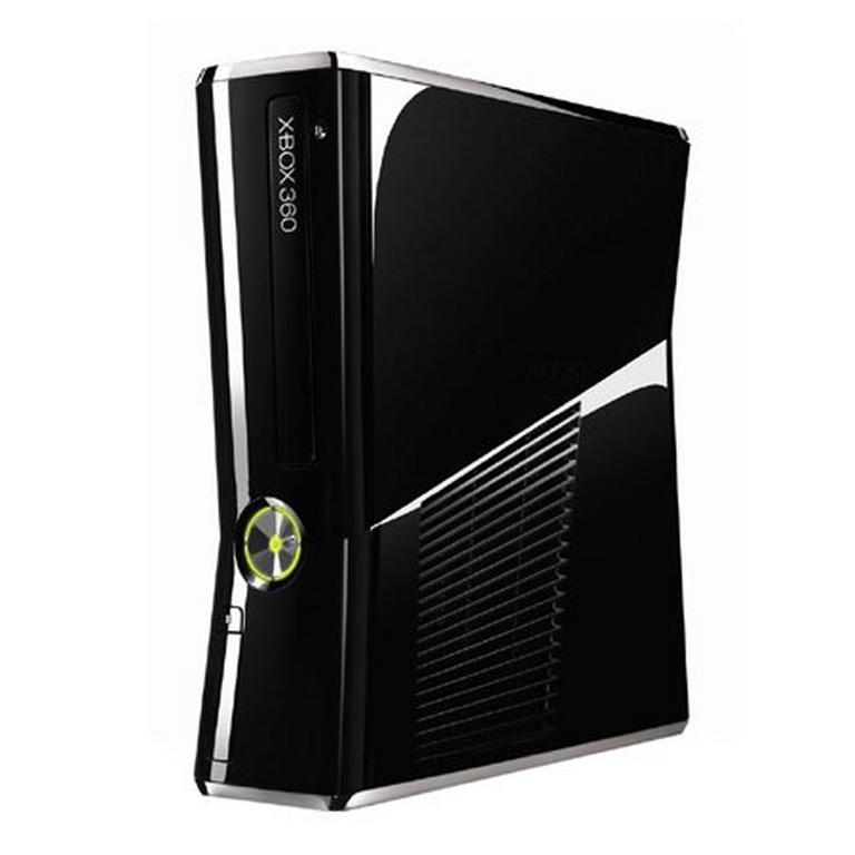 Xbox 360 (S) 320GB System - Black (GameStop Premium Refurbished)